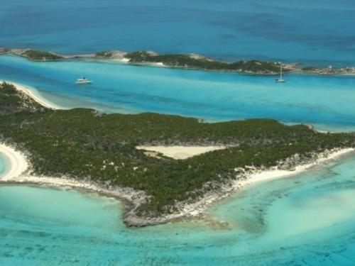 Cay: White Bay Cay