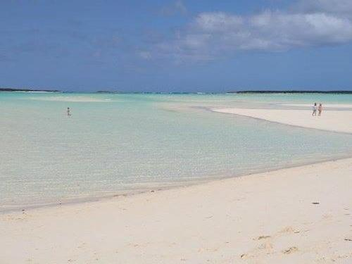 Beaches in Exuma