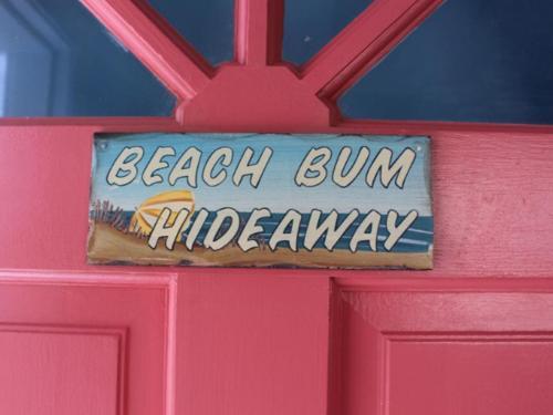 Beach Bum Hideaway