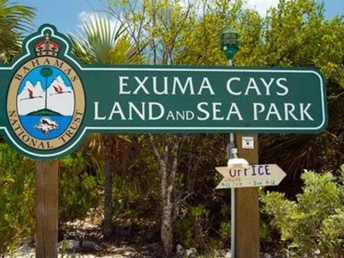 The Exuma Land And Sea Park